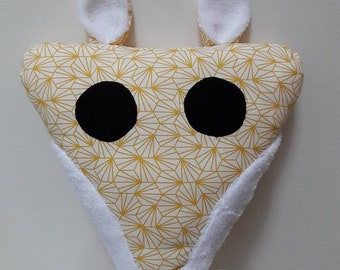 Cushion model cotton Fox
