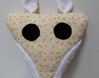 Cushion model cotton Fox
