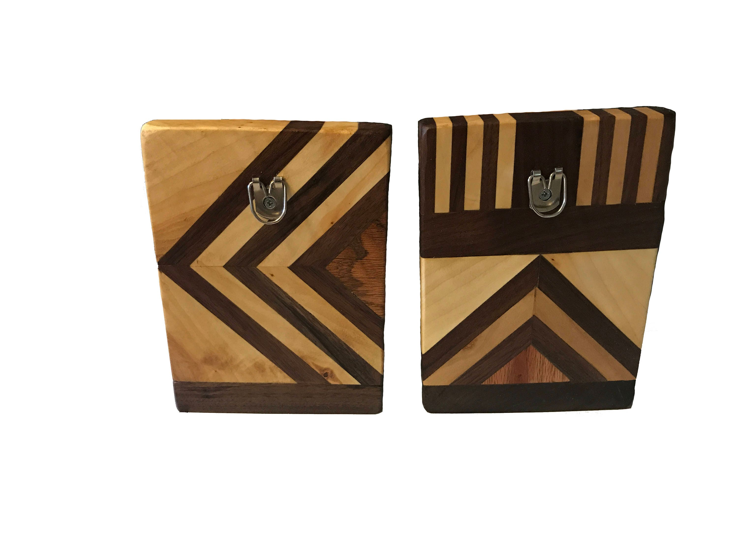 Geometric wood candle wall display holder rustic wood wall sconce geometric wood candle wall display holder rustic wood wall sconce candle holder amipublicfo Images