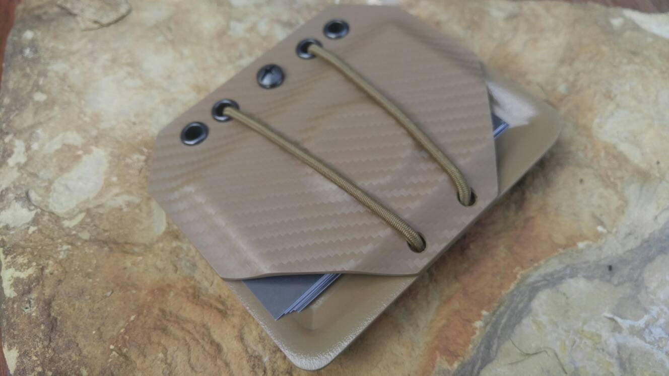 Tactical Wallet/Card Holder/Business Card Case NEW-With Steel ...