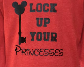 Lock up your Princesses