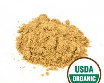 Galangal Root Powder, Organic 1 lb. (Pound) 16 oz.