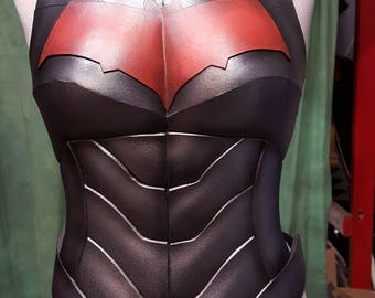 RedHood Female Body Only foam armor TEMPLATES