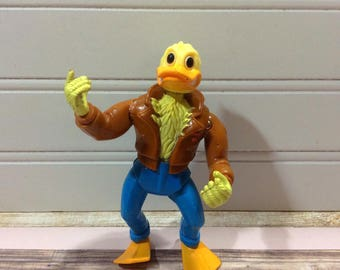 Teenage Mutant Ninja turtles / tmnt ace duck  - Teenage mutant ninja turtle action figurine