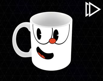 Cuphead - 11oz Coffee Mug