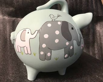 Piggy Bank:Tag-A-Long