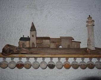 Small Driftwood Oboisdormant village