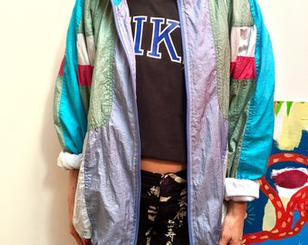 mixed vintage 90's jacket