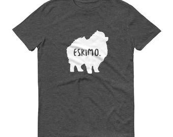 American Eskimo T-Shirt for Men & Women / American Eskimo Dog T-Shirt for Men and Women / American Eskimo t-shirt / American Eskimo tshirt