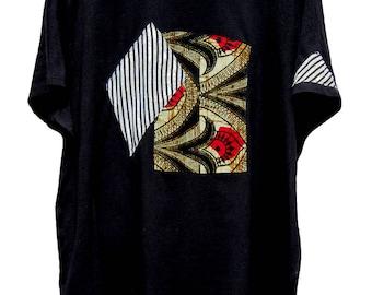 Patchwork T Shirt