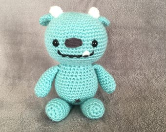 Crochet Lil' Monster