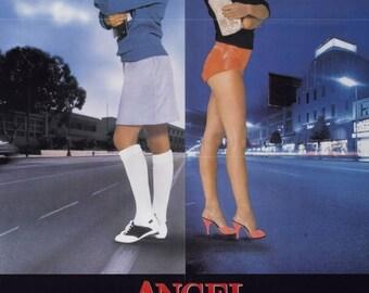 Summer Sale Angel Movie POSTER (1984) Thriller/Action