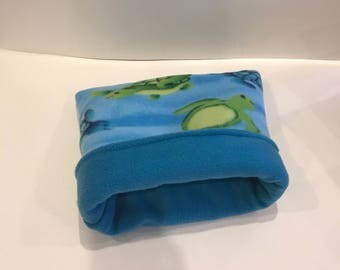 guinea pig snuggle sack/ cuddle sack