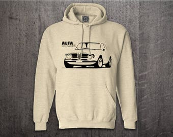 Alfa Romeo Hoodie, Cars hoodies, Alfa Romeo Giulia sweater, Classic car hoodies, funny hoodies, Cars t shirts, Alfa Romeo shirts car t shirt