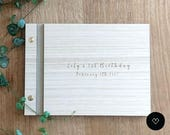 Alternative Wedding Book | Alternative Wedding, Wedding Book, Rustic Wedding Book Alternative, Personalized Alternative Wedding Book Small