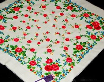 Bohemian Shawl Russian Wool Shawl Ukrainian Folk Boho Shawl Ukrainian Vintage Wool Wrap Shawl Wedding Shawl Gypsy Shawl Ivory Bridal Shawl