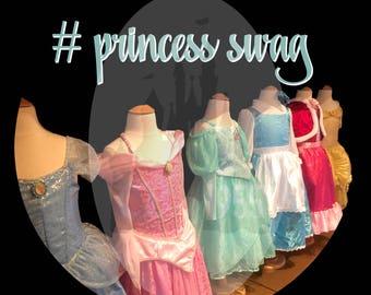 """3"""" #Princess Swag Button"""