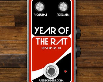 devi ever : fx - Year of the Rat
