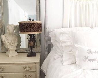 Rustic Shabby Chic, Large Wall Mirror, Bathroom Vanity, Nursery Mirror, Salon Mirror, Ornate Mirror, Large Baroque Mirror, Antique Style