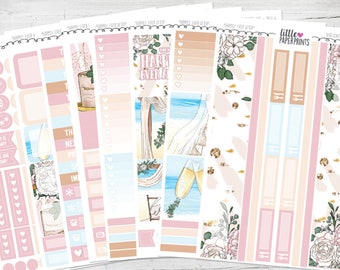 "HORIZONTAL KIT | ""Happily Ever After"" Glossy Kit 