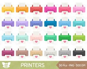 Inkjet printer etsy for Avery t shirt transfer paper for laser printers