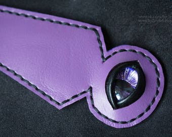 Leather Patch with Eye