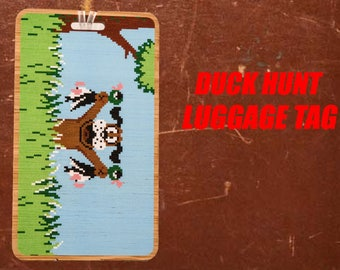 Aracde Classic: Duck Hunt  Bag Tag