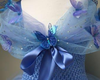 Beautiful Cinderella Inspired Tutu Dress