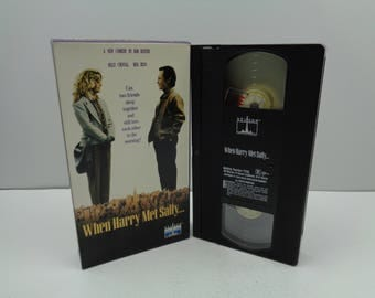 When Harry Met Sally VHS