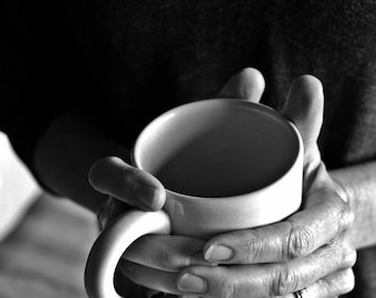 Morning Coffee - Stock Photography, Digital Download, Photograph, Nature