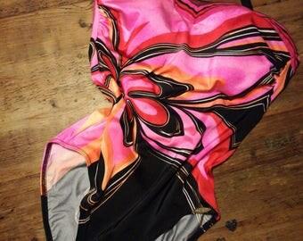 Vintage 90s bathing suit halter top