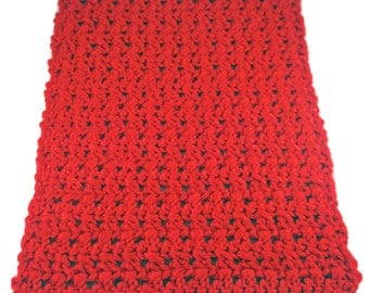 Crocheted afghan throw AFG15007 for Barbie, Monster High, Bratz