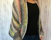 Cocoon Sweater Crochet PA...
