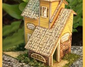 "Robin Betterley Design ""Black Eyed Susan's Garden Shop Kit"". (M)"