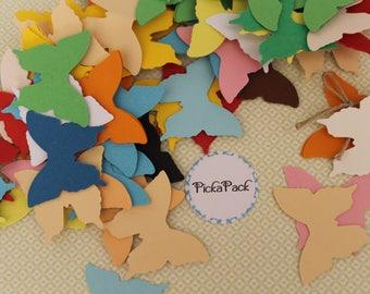 Butterfly die cut Confetti butterflies