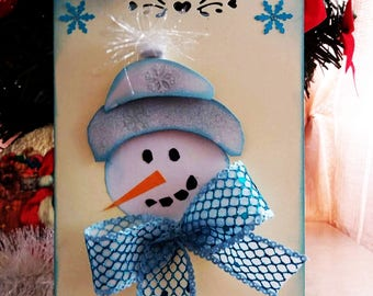 Christmas card for lovely wishes