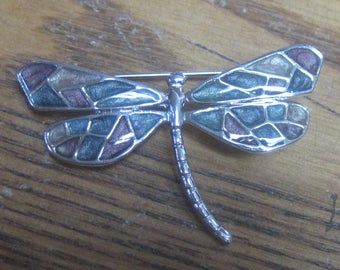 Beautiful Dragonfly Brooch