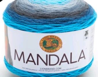 Mandala Yarn - Lion Brand - Spirit