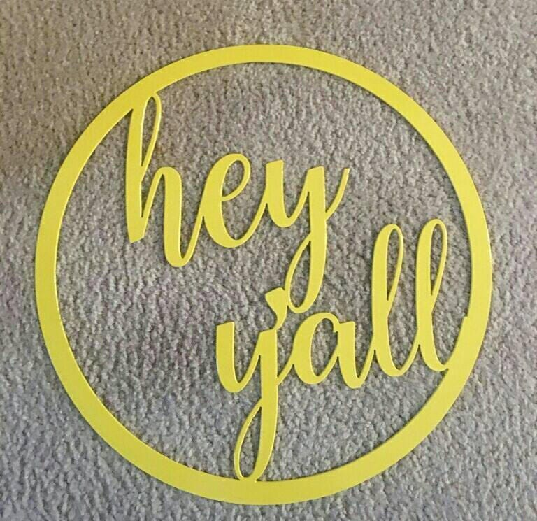 Hey Ya\u0027ll Sign Front Door Decor Door Sign Farmhouse Sign  sc 1 st  Store Designer Womens \u0026 Mens online Shoes clothing accessories and ... & Hey Ya\u0027ll Sign Front Door Decor Door Sign Farmhouse Sign Door ...