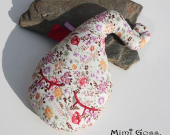 Plushie toy or decoration for baby or child.