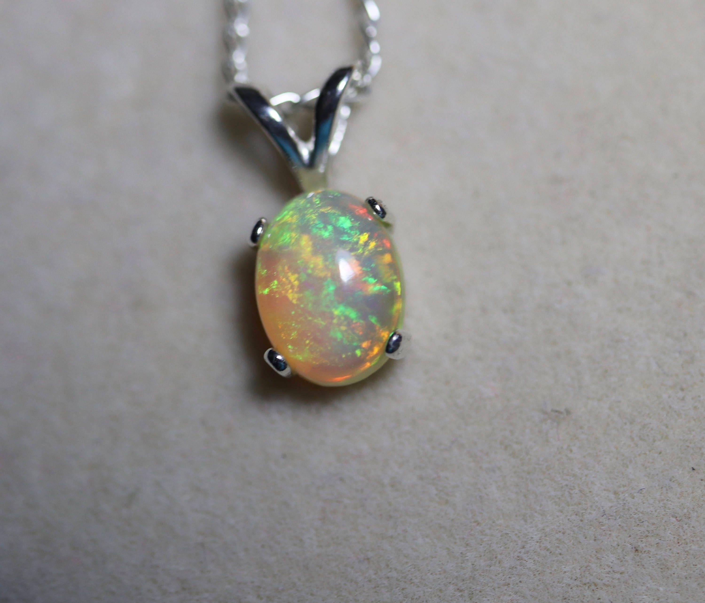 Cheerful fire opal necklace honey fire opal genuine opal cheerful fire opal necklace honey fire opal genuine opal necklace cabochon opal pendant fire opal opal silver opal jewelry aloadofball Gallery