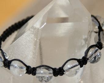 shamballa bracelet quartz beads