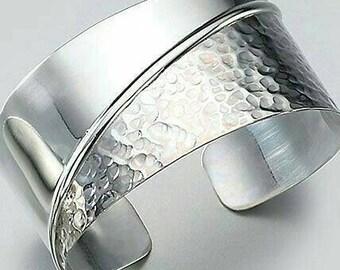 Aztec style cuff
