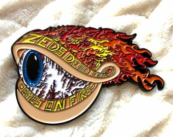 Zeds Dead Eyes On Fire V2