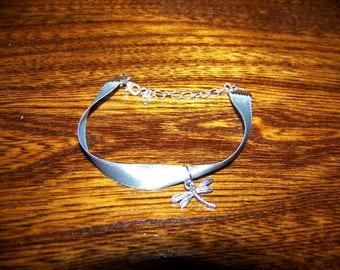 Grey bracelet