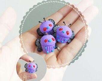 Butterfree / Vileplume Cuppycakes