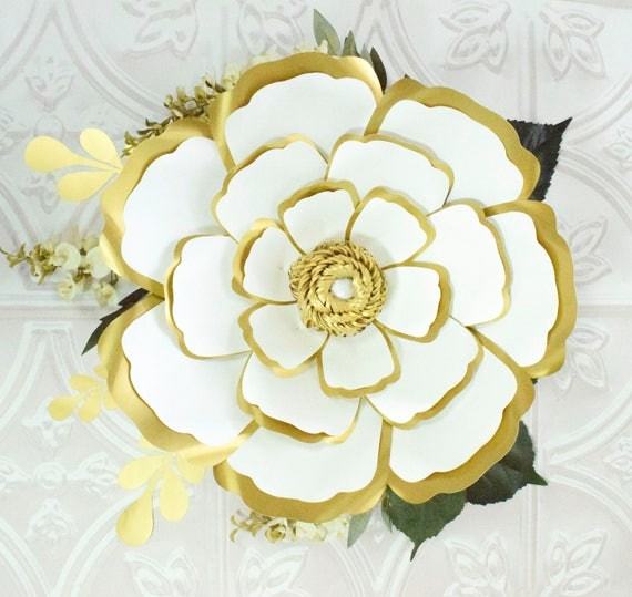 Large paper flowers giant paper flower patterns tutorials diy il570xn mightylinksfo