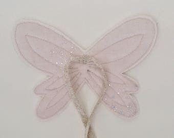Wonderforest sparkly  wings doll