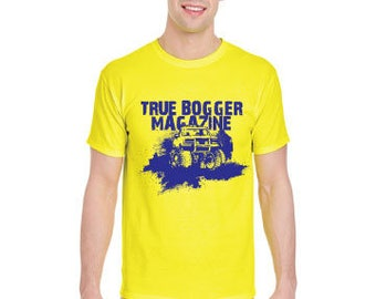 True Bogger Magazine Men's T-Shirt