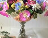 Silk flower arrangemets,M...